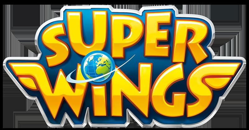 Super Wings Magazin Kids Logo